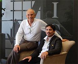 Martin D. Weiss and Juan Villaverde