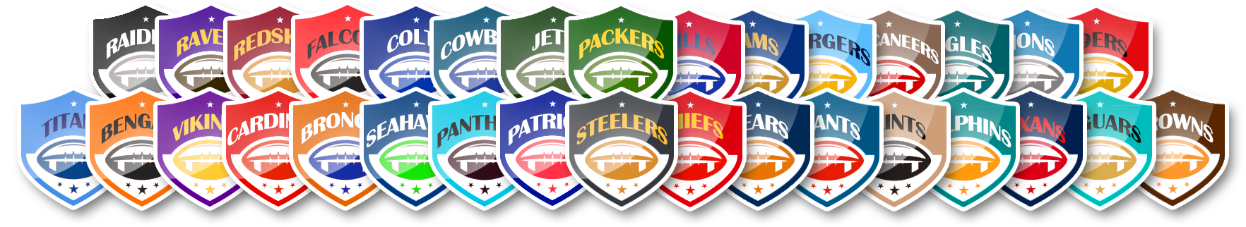 NFL team list